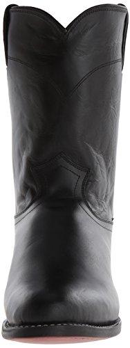 Boot Boots Justin Mens Justin Equestrian Boots Kipskin Ropers Black Mens Pwq01a