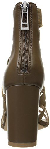 Smooth by Gladiator Women's Elastic Erika David Sandal Charles Charles pqw0ff