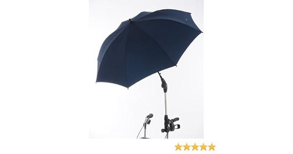 Rehaforum - Paraguas/sombrilla para andador, color azul oscuro: Amazon.es: Salud y cuidado personal