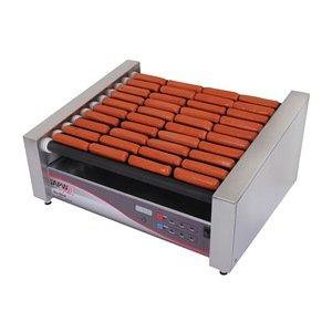 APW Wyott Flat HotRod Roller Grill w/ Tru-Turn Surface Rollers, HRS-50