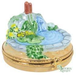 - Artoria Limoges Frog Pond