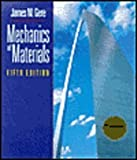 Mechanics of Materials, Gere, James M., 0534421679
