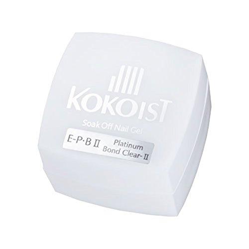 今織る本能KOKOIST フ゜ラチナホ゛ント゛II 4g ジェル UV/LED対応
