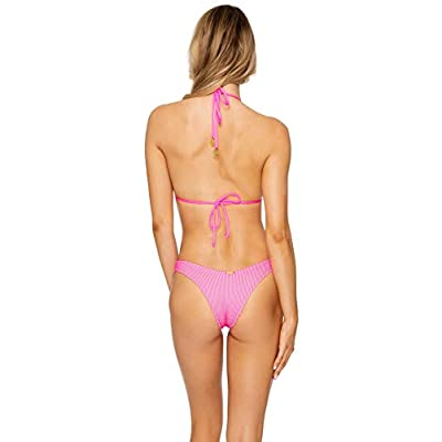 Luli Fama Women's Luli Babe in Miami Sliding Triangle Bikini Top: Luli Fama: Clothing
