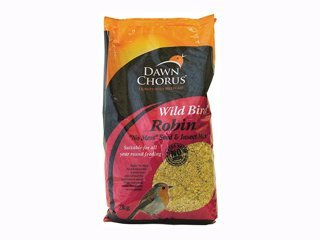 Dawn Chorus Robin No Mess Seed And Insect Mix For Wild Birds (2 Kg)