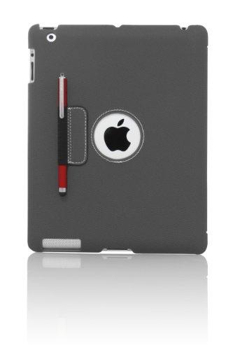 Targus Slim Case for iPad 2, iPad 3 and iPad 4, Gray (THD00602US)