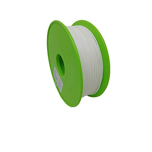 Tesseract 1.75mm HIPS White Filament (1 KG Spool)