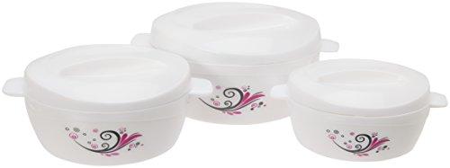 Casserole Server (Cello Alpha Insulated Food Warmer Server Casserole Hot Pot (Gift-Set))