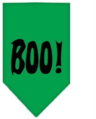 Boo! Screen Print Bandana Emerald Green Large Case Pack 24 Boo! Screen Print ... by DSD