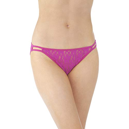 Vanity Fair Women's Illumination Body Shine Bikini Panty 18108,