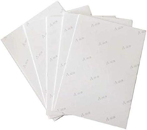 A-SUB papel de sublimación A4 para impresoras EPSON ME Series, RICOH GX Series y SAWGRASS, 100 hojas: Amazon.es: Oficina y papelería