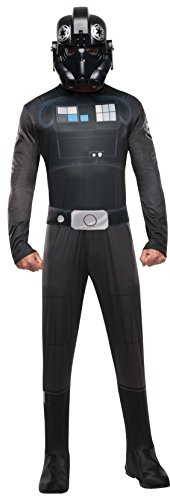 Star Wars Tie Fighter Costume (Star Wars Rubie's Costume Co Men's Rebels Tie Fighter Costume, Multi, X-Large)