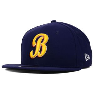 3697cbd812e Image Unavailable. Image not available for. Color  New Era Montgomery  Biscuits MiLB 59FIFTY Cap