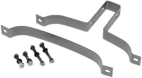 Dynomax 36248 Hardware Clamp Welded Saddle