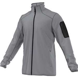 adidas Sport Performance Hiking Melange Fleece Jacket, Tech