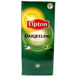 Lipton Darjeeling Tea (Green Label) 200g (Pack of 5)