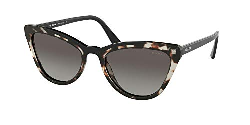 6ef1abad33ccb Opal Spotted 56 Sol de 0PR Prada Gafas Black Mujer 01VS Brown para nA08IwgPq