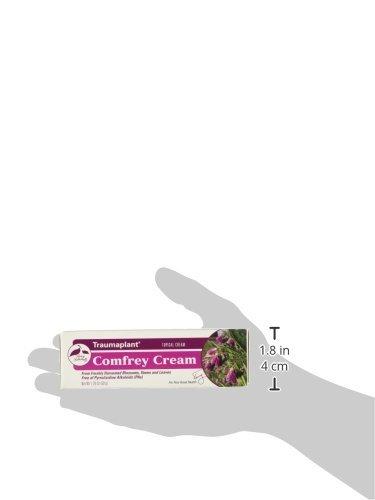 Terry Naturally Traumaplant Comfrey Topical Cream, 1.76 oz (FFP)