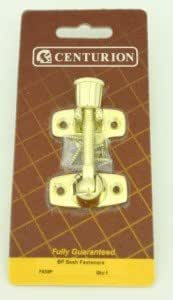 58 mm latón figura de cierre de ventanas de guillotina con pasador para sistema de enganches de