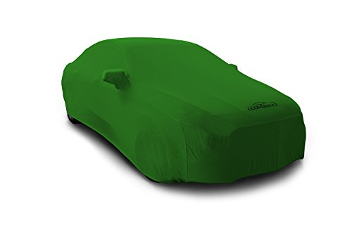 Coverking Custom Fit Car Cover for Select BMW 7 Series Models - Satin Stretch (Synergy Green)