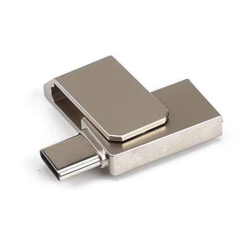 YJYdada USB Flash Drive Memory Stick Storage OTG & USB Dual-use U Disk (64GB) ()