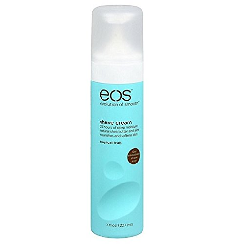 EOS Tropical Fruit Shave Cream, 7 Ounce