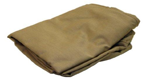 ATC Sunbrella Fabric Cushion Cover for Tatta Lounge Sofa, Heather Beige