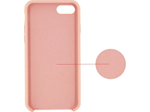 Mobilize Telefon Solid Silicon Case Apple iPhone 7 Rosa