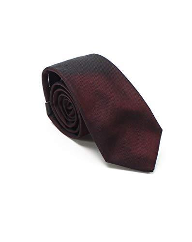 Alfani Mens Silk Work Wear Neck Tie Red -