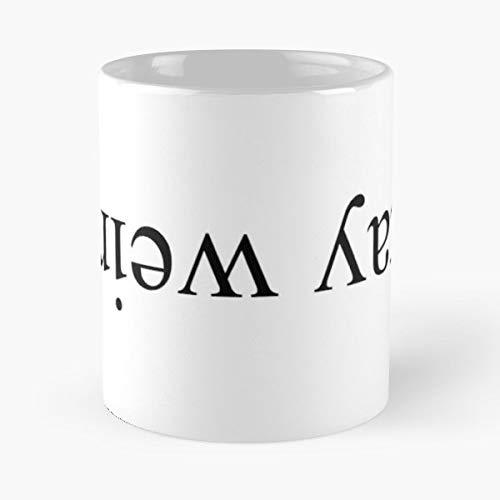 Tumblr Stay Weird Graphic Urban Outfitters Nyc Shawn Mendes - Best Coffee Mug Gift
