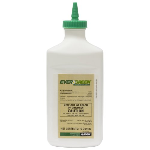 (MGK EverGreen Pyrethrum Dust, 10 oz. Bottle)