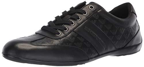 Emporio Armani Sneaker Embossed Herren Schwarz Formal Schwarz rrqBwRxC