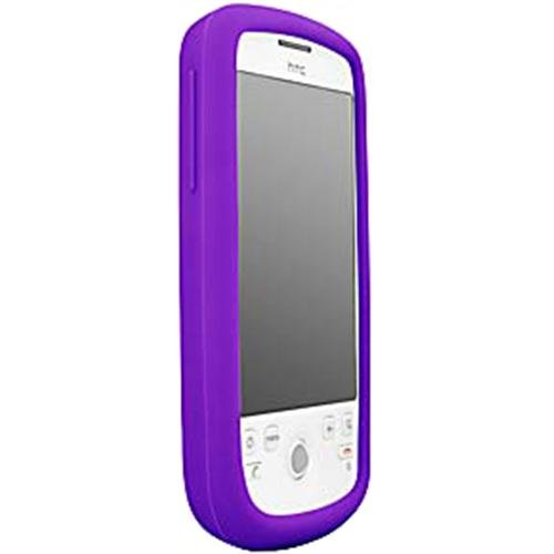 HTC T-Mobile myTouch 3G Silicone Case- Purple