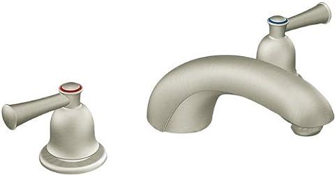Moen 45801 Cfg Rough In Valve for Roman Tub - Stainless (Moen Cfg)