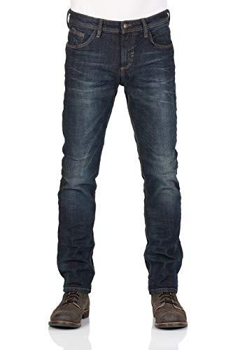 Tom Tailor Denim - Vaquero - Slim - para Hombre Blue Denim