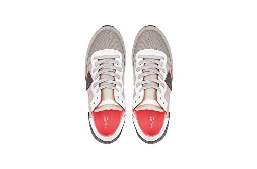 Mod Grigio Philippe A19etrld Sneakers Donna Model Paris xfYYH86P