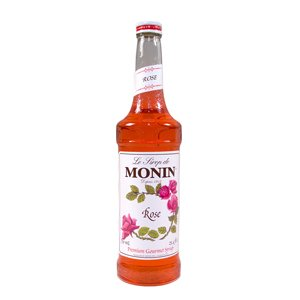 Monin® Rose Syrup by Monin