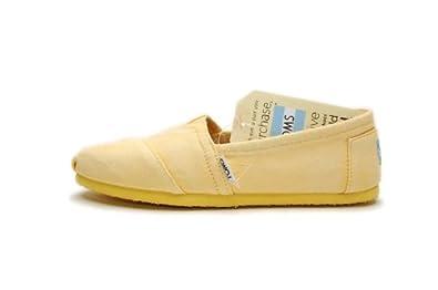 c1d84e6ef6e0e Womens Toms Yellow Palmetto: Amazon.co.uk: Shoes & Bags