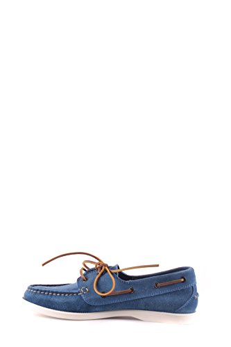 Dsquared2 Suede Blue Men's MCBI107230O Loafers THwrF0qHx