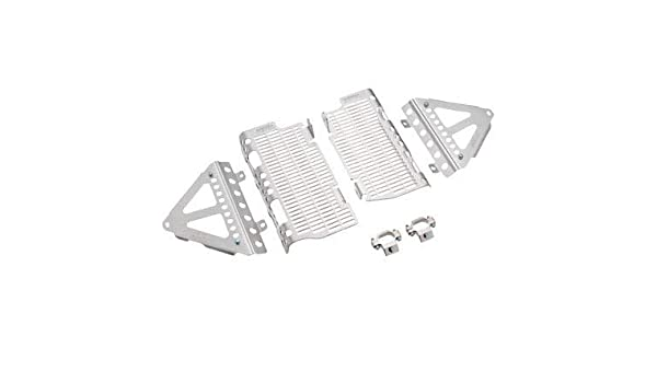 Devol Extreme Radiator Guards for Yamaha WR426F 2001-2002