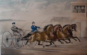 Currier & Ives Fine Art (Ethan Allen and Mate and Lantern and Mate)