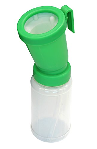 Used, Teat Dip Cup (Green) Non Reflow Nipple Cleaning Disinfection for sale  Delivered anywhere in USA