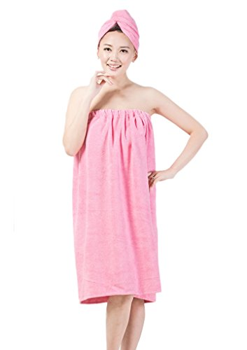 Ultra Absorbent Microfiber Sexy Spa Bath Wrap Cover Up