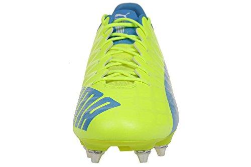 Puma evoSPEED SL-S Mixed SG soccer shoes Football Men 103730 01