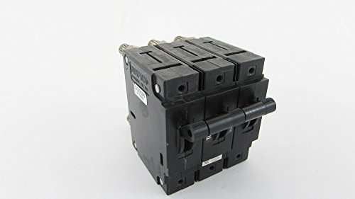 AIRPAX CIRCUIT BREAKER CMLHPK111-1RLS4-34651-250 250A BULLET TRIPLE POLE by Airpax