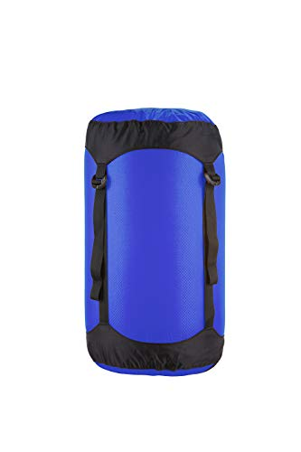 Sea to Summit Ultra-SIL Compression Sack, Royal Blue, 10 Liter (Sea To Summit Ultra Sil Compression Dry Sack)