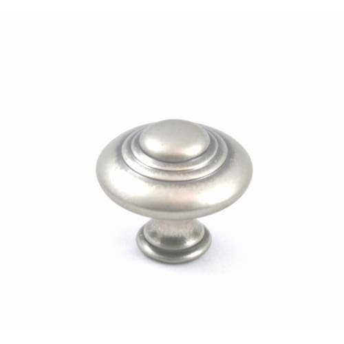 Old Iron Mushroom Knobs Cabinet - 5