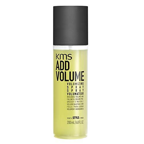 Kms California Add Volume Shampoo - KMS AddVolume Volumizing Spray 6.8 oz