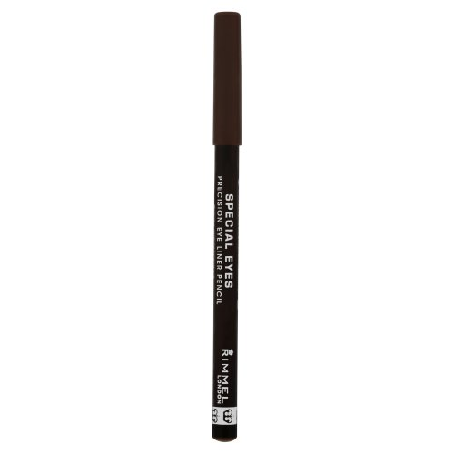 Rimmel Special Eyes Eyeliner  Rich Brown Fade-Resistant Long Lasting Eye Pencil, Easy to Sharpen, Precise Application