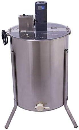 PRIT2016 Extractor de Miel eléctrico de Acero Inoxidable con 4 ...